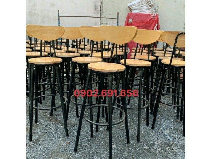 Ghế bar cafe giá xưởng1