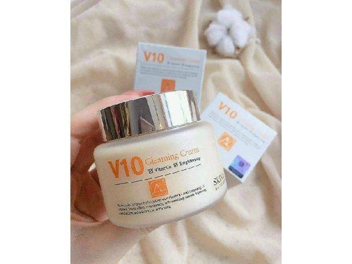 Kem dưỡng V10 Skinaz Hàn Quốc