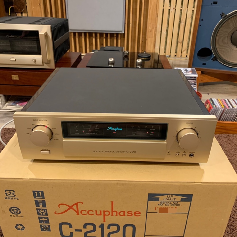 Accuphase C-21207