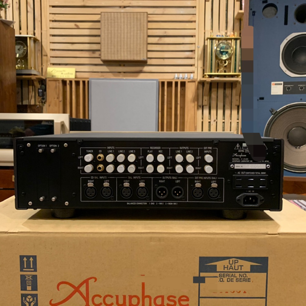Accuphase C-21204