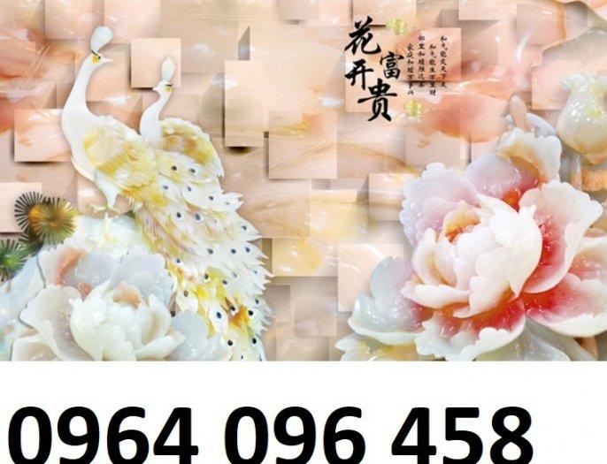 Tranh gạch 3d giá rẻ - CV449