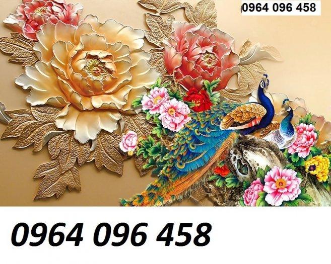 Tranh gạch 3d giá rẻ - CV446