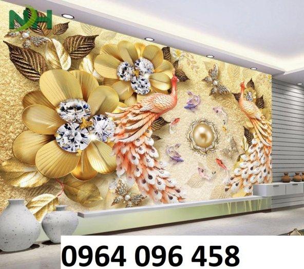 Tranh gạch 3d giá rẻ - CV443