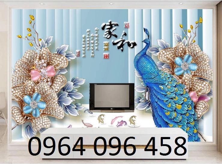 Tranh gạch 3d giá rẻ - CV442