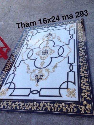Gạch thảm trang trí lát nền nhà - HCV45