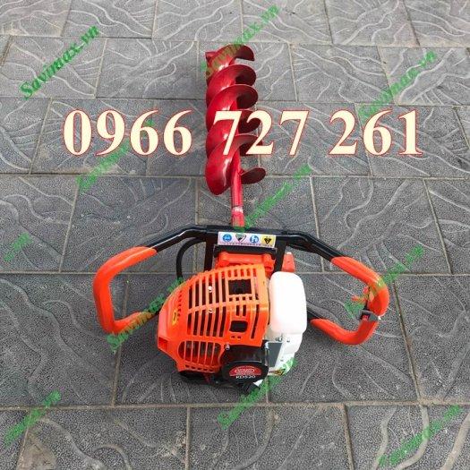 Máy khoan đất , máy đào hố đất trồng cây giá rẻ SUMO KD5202