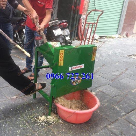 Máy băm cỏ voi, máy thái chuối, máy băm rau bèo giá rẻ3