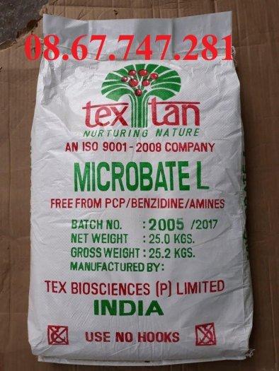 Enzyme Microbate L xử lý nước, cắt tảo0