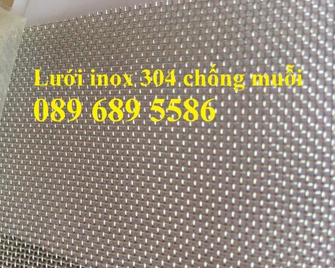 Lưới chống muỗi, lưới chống côn trùng, lưới inox304, inox3163