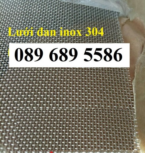 Lưới chống muỗi, lưới chống côn trùng, lưới inox304, inox3161