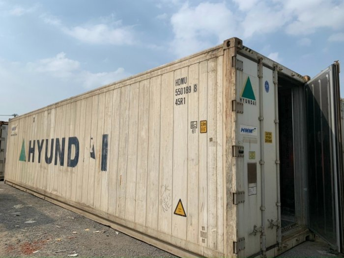 Container lạnh dài 12m1