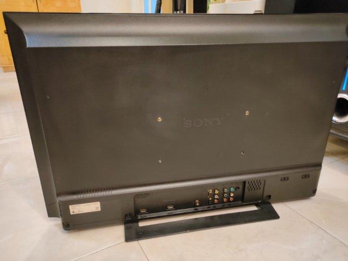 TV Led Sony 32 bị ám màn hình .1