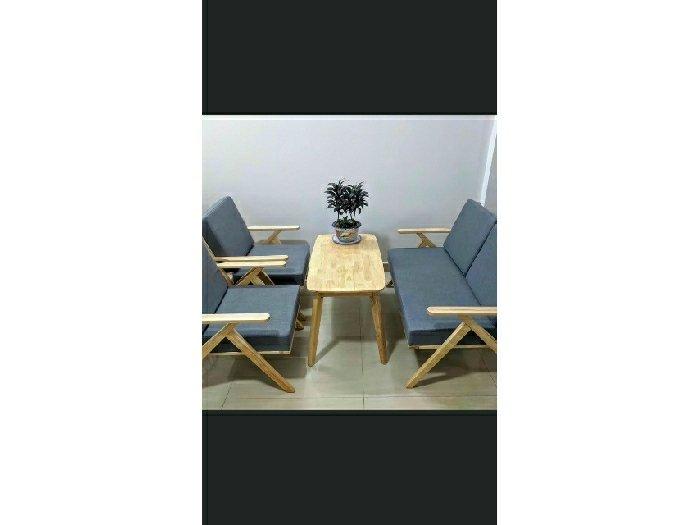Bộ bàn ghế sofa niệm cao cấp0