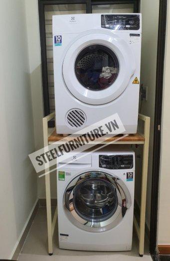 Kệ máy giặt máy sấy0