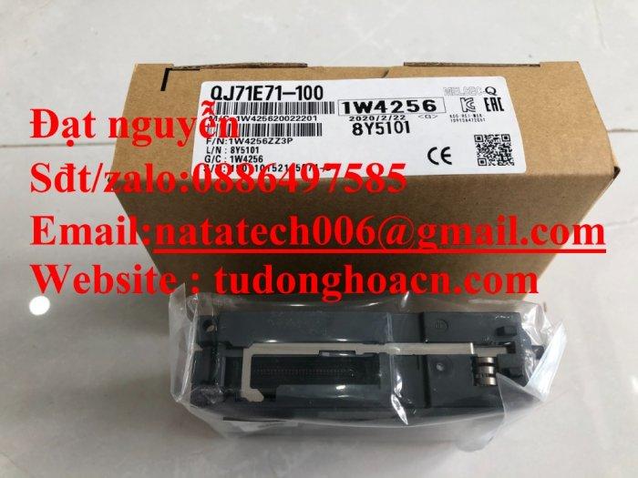 Mô đun mạng QJ71E71-100 chính hãng mới 100%2