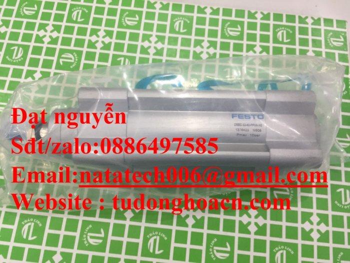 DSBC-32-40-PPVA-N3 1376423 xi lanh Festo chính hãng mới 100%0