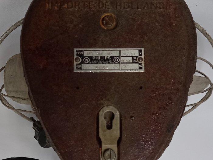 Quạt Philip Hà Lan1950s3