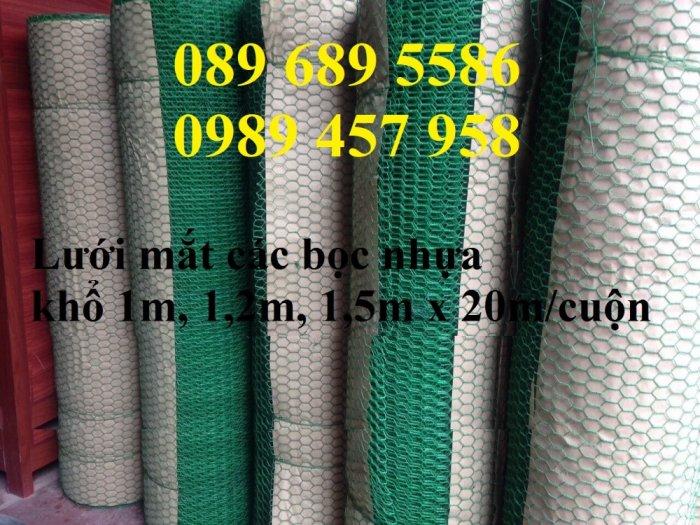 Chuyên Lưới mắt cáo, lưới mắt cáo bọc nhựa, lưới trát tường, lưới mạ kẽm 1ly, 1.5ly, 2ly7