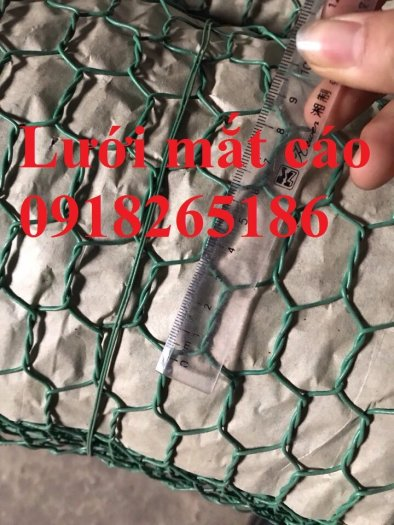 Chuyên Lưới mắt cáo, lưới mắt cáo bọc nhựa, lưới trát tường, lưới mạ kẽm 1ly, 1.5ly, 2ly4