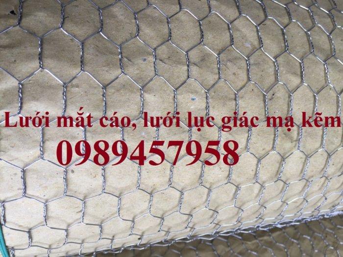 Chuyên Lưới mắt cáo, lưới mắt cáo bọc nhựa, lưới trát tường, lưới mạ kẽm 1ly, 1.5ly, 2ly2