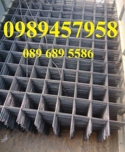 Sản xuất Lưới thép phi 9 ô 100x200, phi 9 ô 200x200, phi 10 a 200x200, D10 a 250x2505