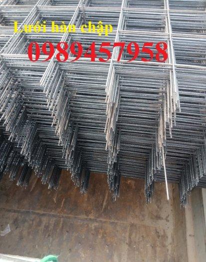 Sản xuất Lưới thép phi 9 ô 100x200, phi 9 ô 200x200, phi 10 a 200x200, D10 a 250x2504