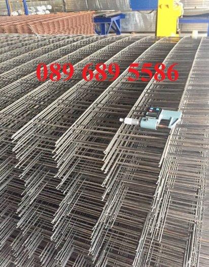 Sản xuất Lưới thép phi 9 ô 100x200, phi 9 ô 200x200, phi 10 a 200x200, D10 a 250x2503