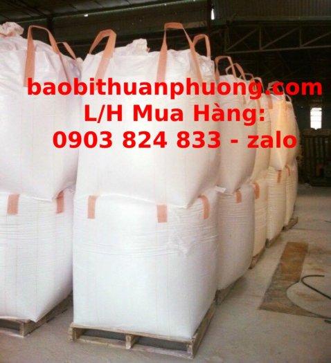 Bao jumbo đựng lúa gạo trữ kho 1 tấn giá rẻ2