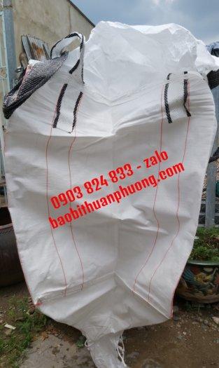 Bao jumbo đựng lúa gạo trữ kho 1 tấn giá rẻ1