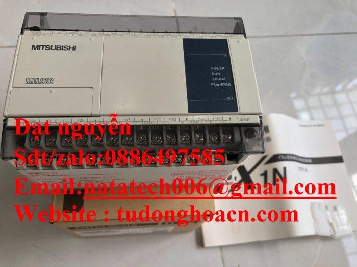 FX1N-40MR-001 bộ điều khiển PLC chính hãng mới 100%1