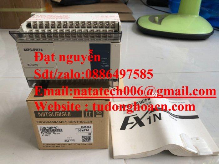 FX1N-40MR-001 bộ điều khiển PLC chính hãng mới 100%0