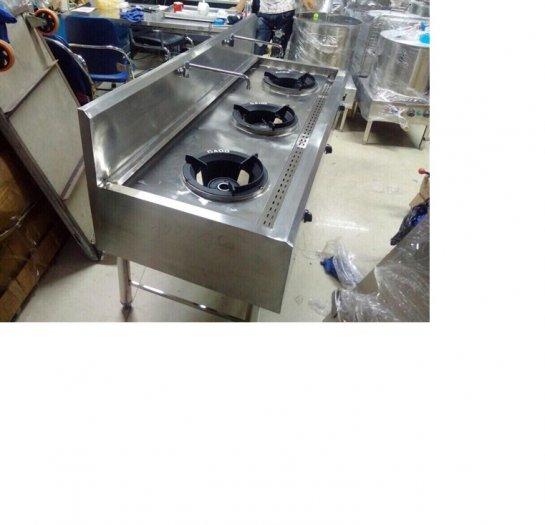 Bếp á inox công nghiệp Hải MInh HM 0211