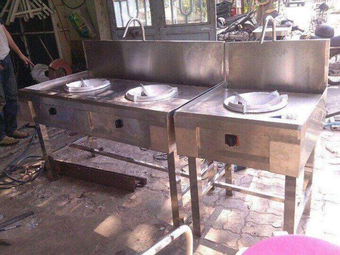 Bếp á inox công nghiệp Hải MInh HM 029