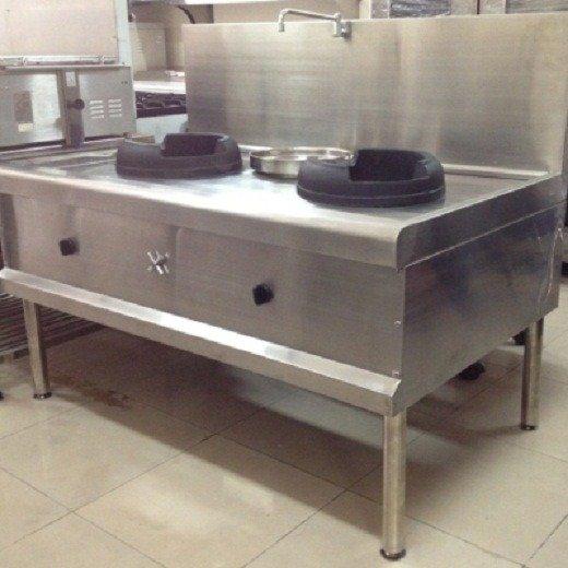 Bếp á inox công nghiệp Hải MInh HM 028