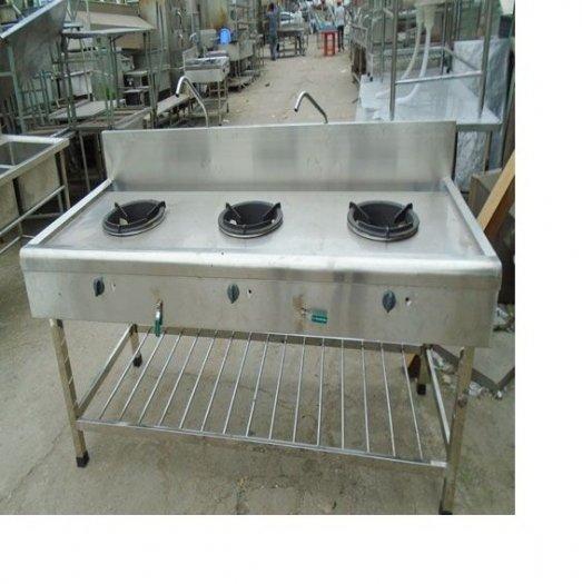 Bếp á inox công nghiệp Hải MInh HM 024