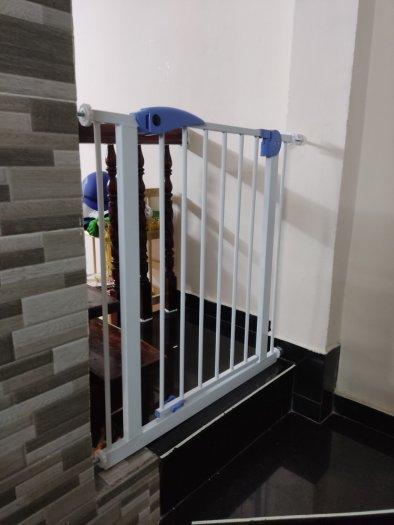 Chắn cửa an toàn không cần khoan tường Baby KB - 020