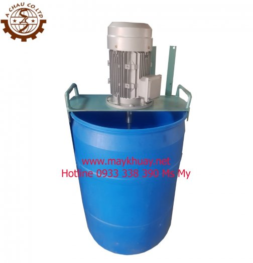 Máy khuấy thùng phuy 200 lít4