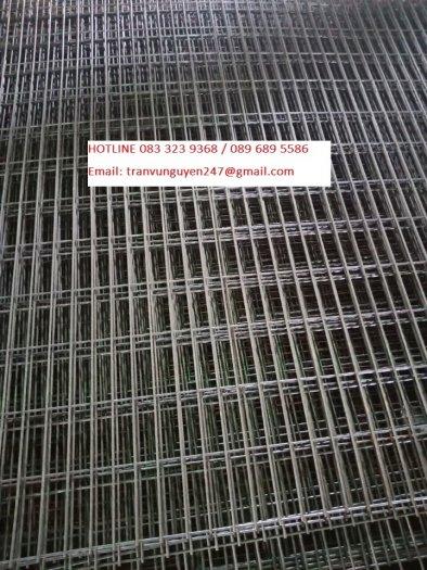 Lưới thép hàn mạ kẽm dạng cuộn, lưới thép làm giàn cây0