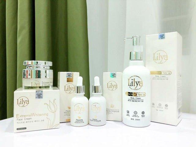 Mỹ phẩm Lilya Hàn Quốc chính hãng tại HCM, tìm đại lý trên toàn quốc6