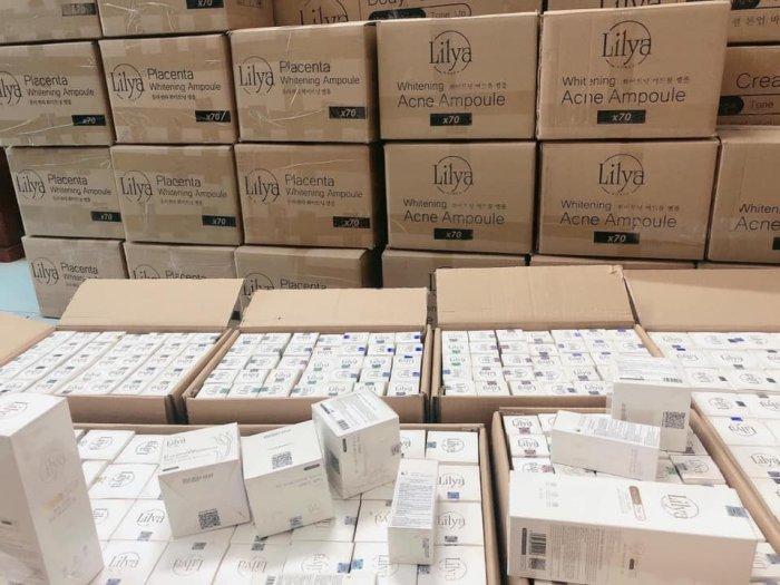 Mỹ phẩm Lilya Hàn Quốc chính hãng tại HCM, tìm đại lý trên toàn quốc5