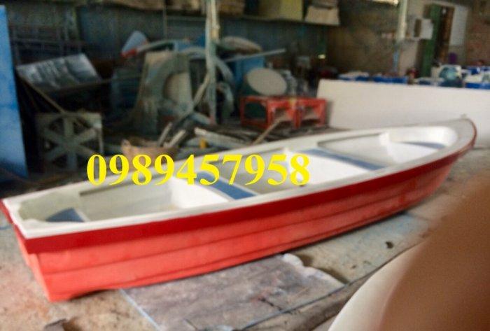 Vỏ thuyền chèo tay, Thuyền composite, Xuồng chở 3-4 người,12