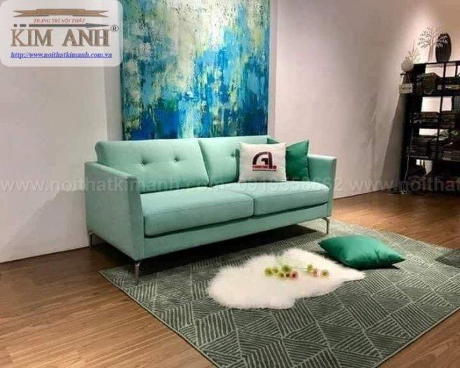 Ghế sofa băng bọc vải cho phòng khách chung cư nhỏ tại bình dương8