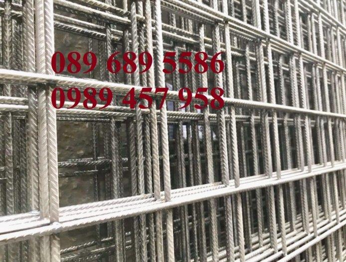 Lưới thép đổ bê tông phi 5, Lưới thép hàn phi 6 và lưới thép phi 4 có sẵn2