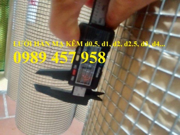 Lưới mạ kẽm dây 1ly ô 10x10, Lưới inox ô 10x10, Lưới thép dây 1,5ly ô 15x15, Thép 2ly ô 25x250