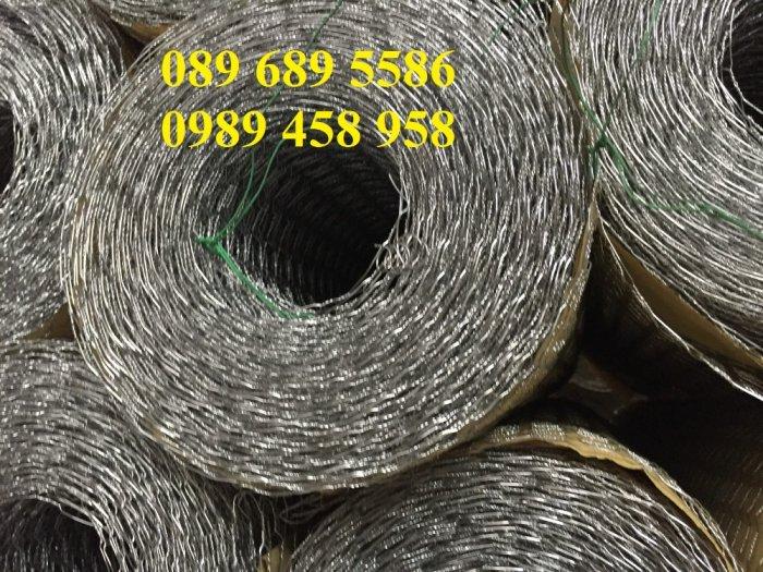 Bán lưới thép hàn bọc nhựa, Lưới thép D2 25x25, D3 50x50, D4 ô 100x100, Lưới đổ sàn8