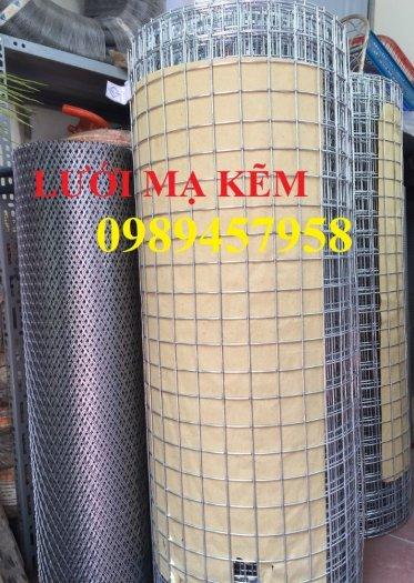 Bán lưới thép hàn bọc nhựa, Lưới thép D2 25x25, D3 50x50, D4 ô 100x100, Lưới đổ sàn3