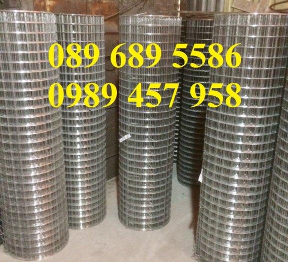 Bán lưới thép hàn bọc nhựa, Lưới thép D2 25x25, D3 50x50, D4 ô 100x100, Lưới đổ sàn2