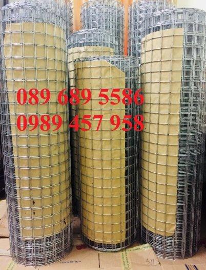 Bán lưới thép hàn bọc nhựa, Lưới thép D2 25x25, D3 50x50, D4 ô 100x100, Lưới đổ sàn1