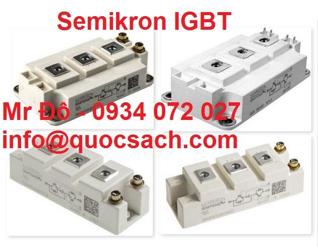 Công suất điện Semikron - Cầu chỉnh lưu thyristors Semikron0