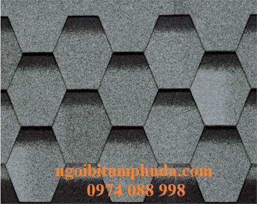 Ngói bitum giả đá nhập khẩu siêu nhẹ, ngói dán mái giả giấy dầu cao cấp1